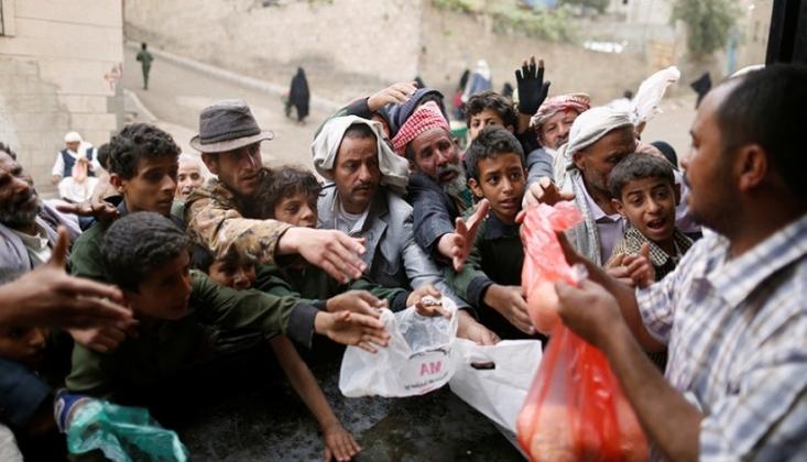 BM: 21 Milyon Yemenli Açlık Ve Koronavirüs ile Karşı Karşıya