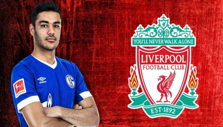 Ozan Kabak Liverpool'da