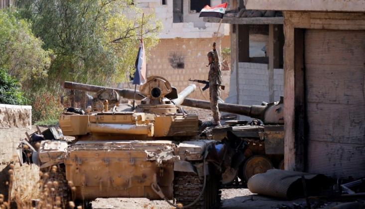 Suriye Ordusu 10 Köyü Daha Temizledi