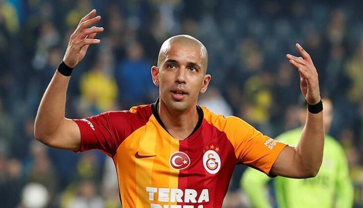 Galatasaray'dan Feghouli'ye Sürpriz Teklif!
