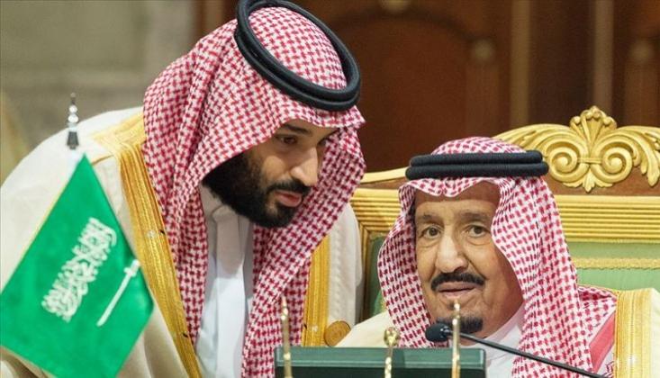 Suudi Arabistan Karıştı
