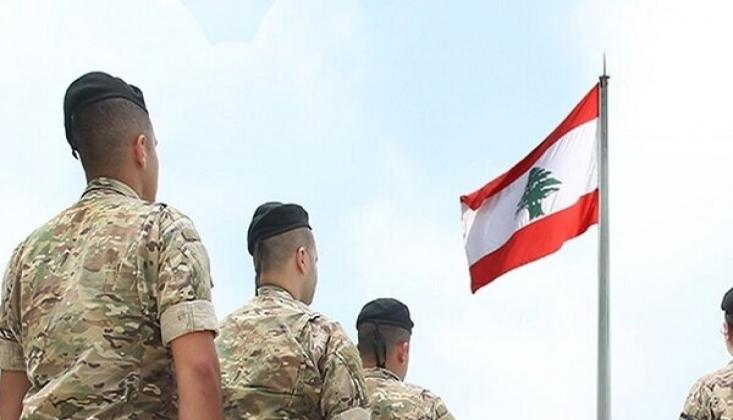 Lübnan Ordusu Bildiri Yayınladı