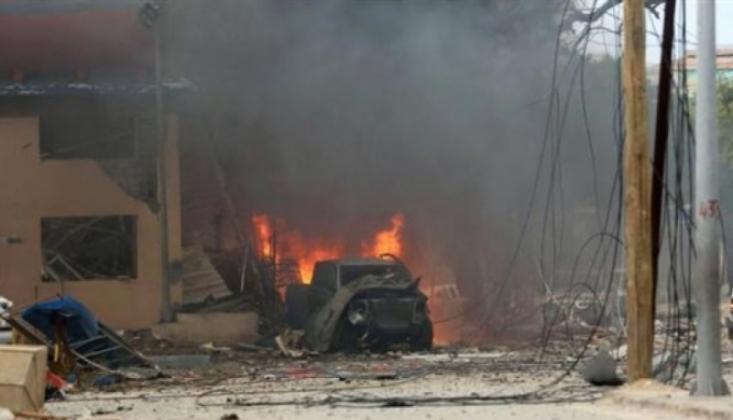 Irak'ın Başkentinde Patlama