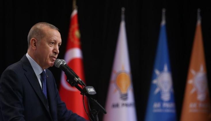 Erdoğan: Suriye'yi Rejimden Temizlemeden Bize Huzurla Uyumak Haramdır