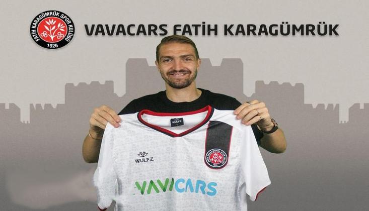 Caner Erkin, Fatih Karagümrük'te!