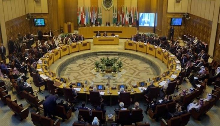 Irak'ın Arap Birliğinden Suriye Talebi
