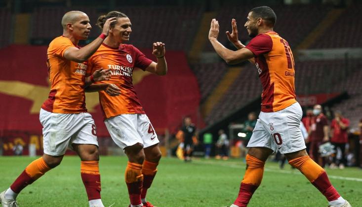 Galatasaray'ın Play-Off'taki Rakibi Belli Oldu!