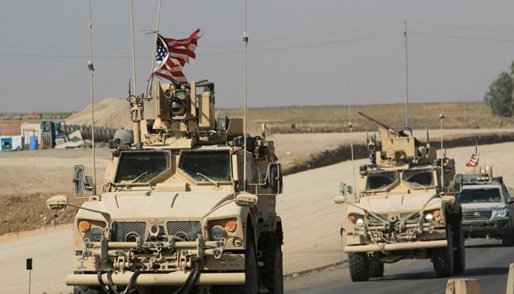 ABD Suriye'ye Silah Yığmaya Devam Ediyor!