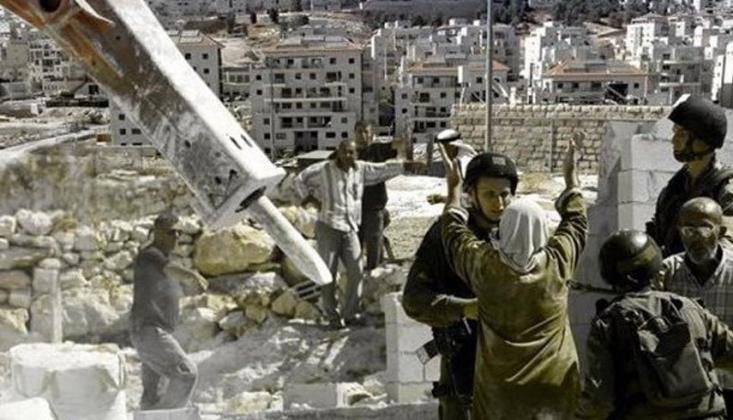 Siyonist Rejim Nablus'ta İşgalini Genişletiyor