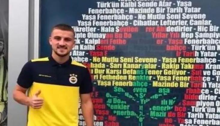 Fenerbahçe'de Kosova Sürprizi!