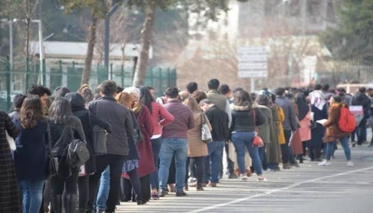 'İş Gücüne Dahil Olmayan Nüfus' Oranında Rekor