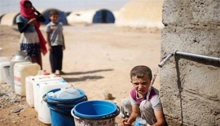 Suriye: Türk Kuvvetleri Suriye'nin Haseke Şehrinde İçme Suyunu Kesti