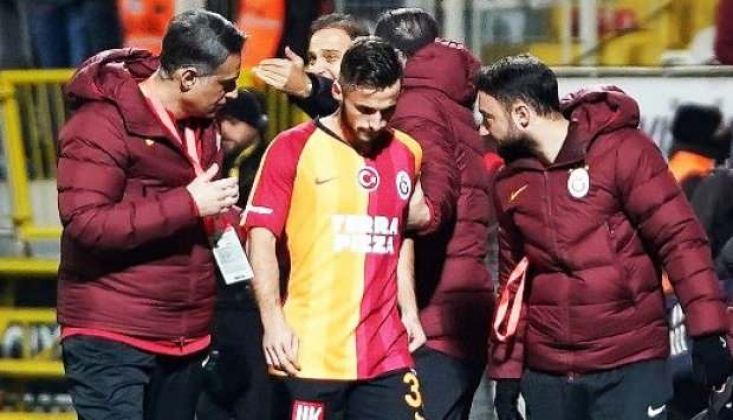 Galatasaray Saracchi'nin Durumunu Açıkladı!