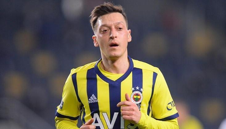Fenerbahçe'de Mesut Özil Depremi!