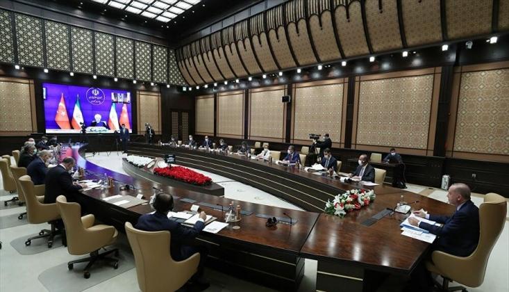 Türkiye-İran Yüksek Düzeyli İşbirliği Konseyi'nden Ortak Bildiri
