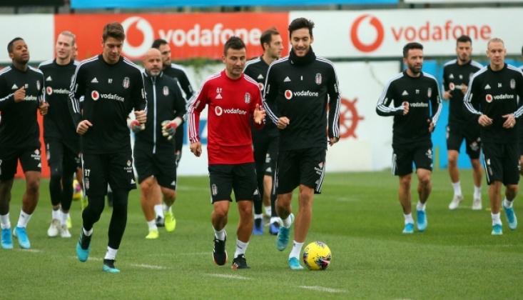 Beşiktaş'ın Konya Kadrosu Belli Oldu