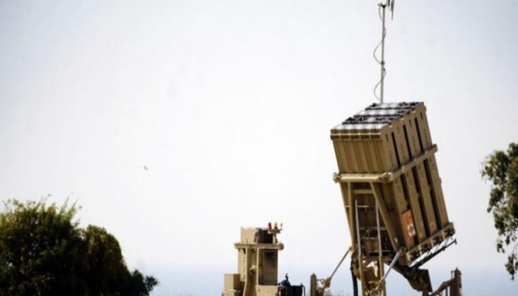 Siyonist Ordu Gazze Sınırına Yeni Hava Savunma Bataryaları Yerleştirdi