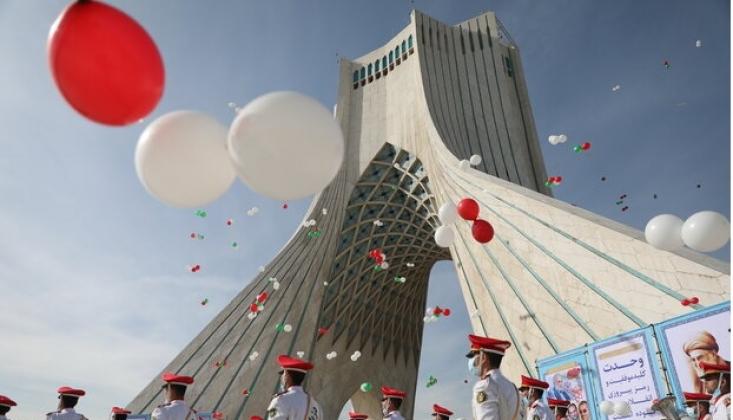 İran, İslam Devrimi'nin 42. Zafer Yıldönümünü Kutluyor/VİDEO