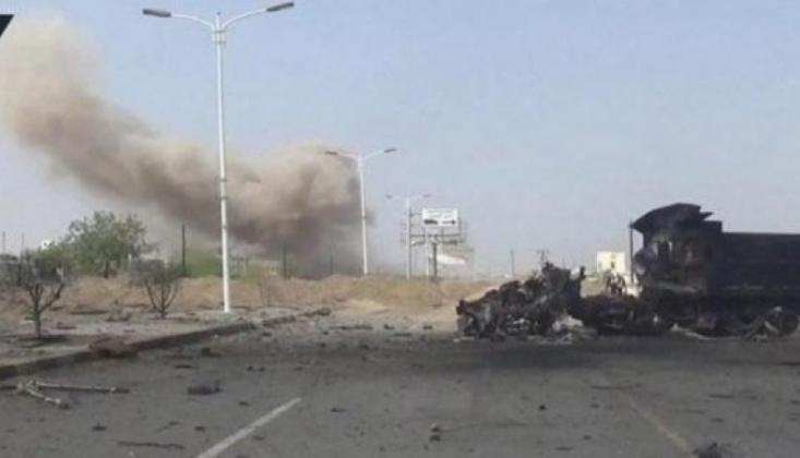 Suudi Savaş Uçakları, 15 Yemenli'yi Şehit Etti