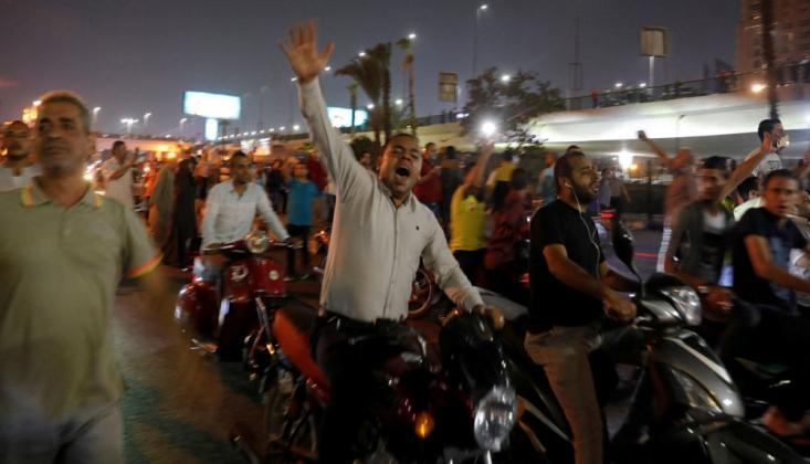 Mısırlı Yetkililer: Protestolarda 2'si Türk, 6 Yabancı Tutuklandı
