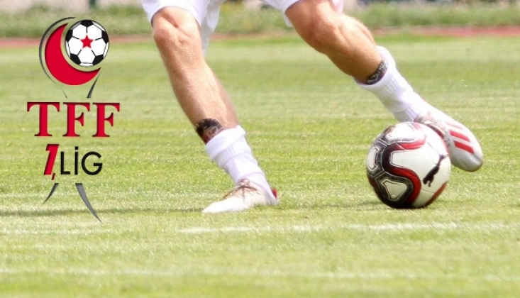 TFF 1.Lig 2020-2021 Sezonu Fikstürü Çekildi