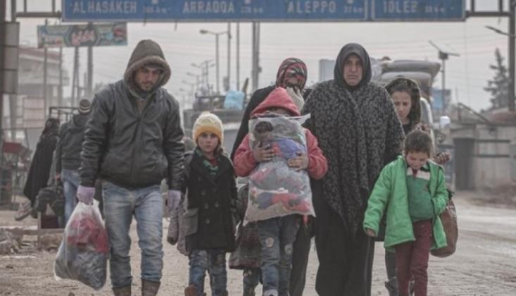 73 Bin Suriye'li Mülteci, İdlib'e Döndü