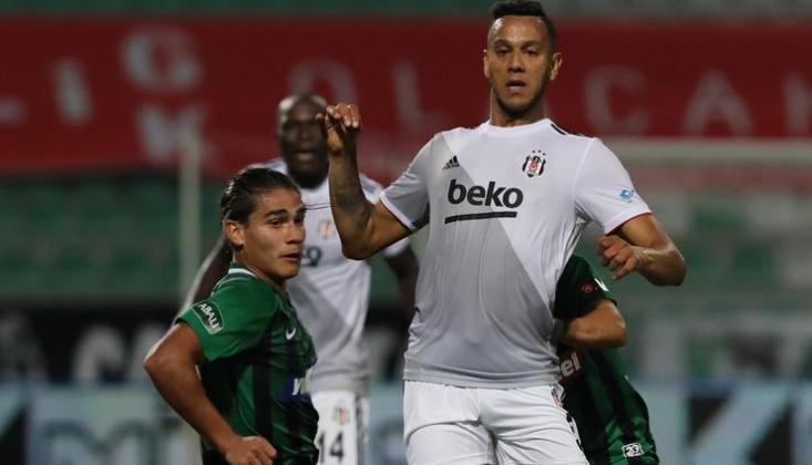 Josef De Souza'ya 2 Maç Ceza Kapıda