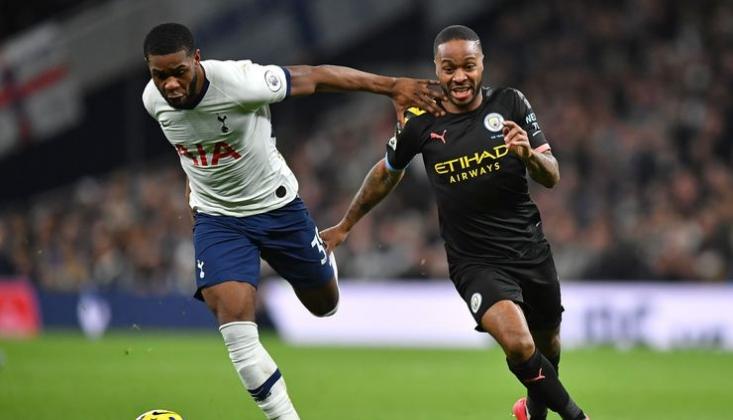 Tottenham Manchester City'ye Geçit Vermedi
