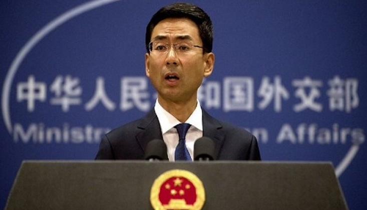 Çin İran'a Karşı Yaptırımların Kaldırılması Çağrısında Bulundu