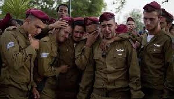 İsrail Ordusunda Psikolojik Sorunlar