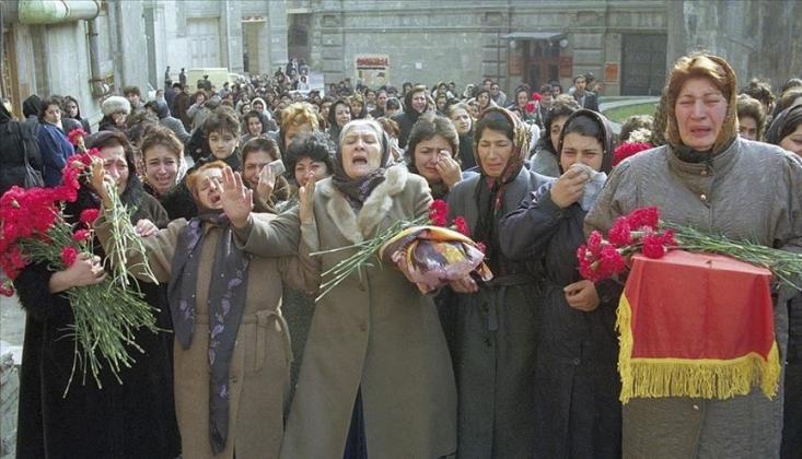 20 Ocak Katliamının 31. Yıldönümü