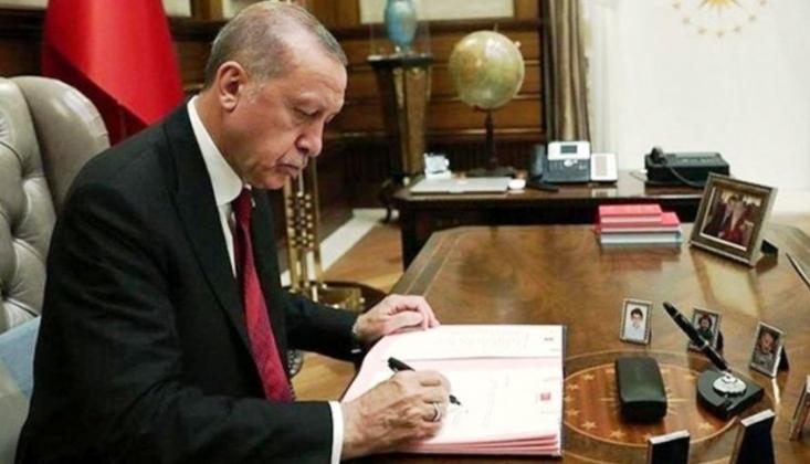 Erdoğan'dan Yeni Atama Kararı