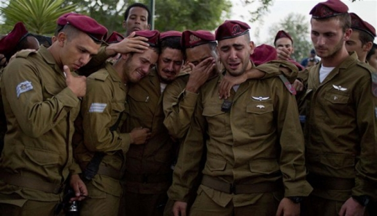 Siyonist Rejimi Hizbullah Korkusu Sardı