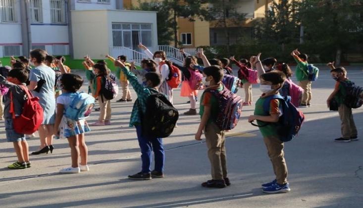 Okullarda Yüz Yüze Eğitimde Üçüncü Aşama Yarın Başlıyor
