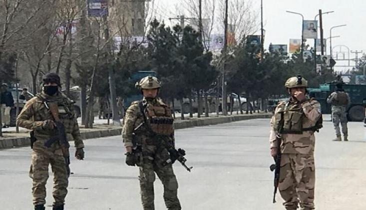 Afganistan'da Camiden Çıkanlara Ateş Açıldı: 3 Ölü