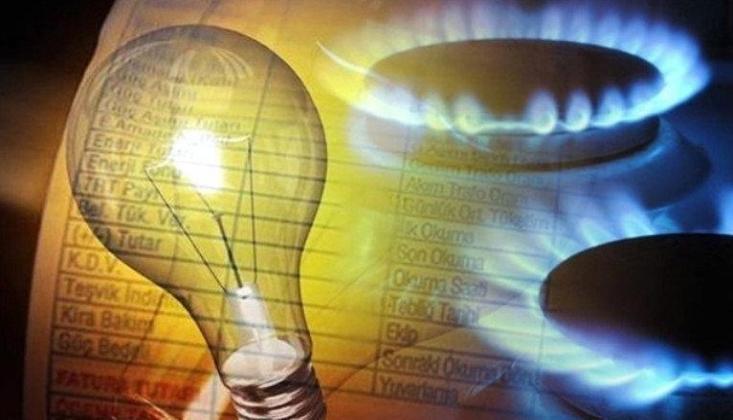 Elektrik ve Doğalgaz Faturasına Zam