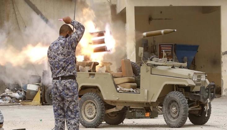Irak'ta ABD İşgal Güçleri Konvoyuna Saldırı