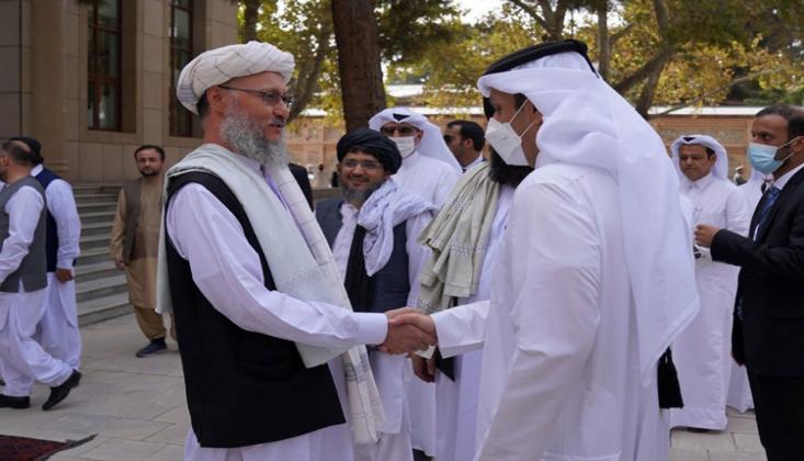 Taliban Hükümetine İlk Üst Düzey Ziyaret