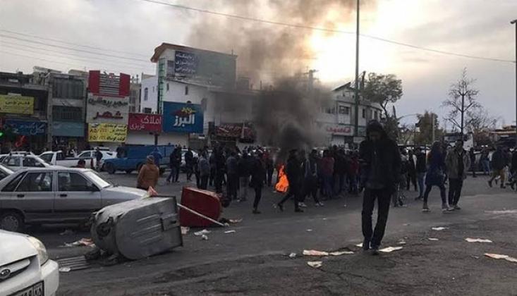 İran Protestoların Arkasındaki Ülkeyi Açıkladı
