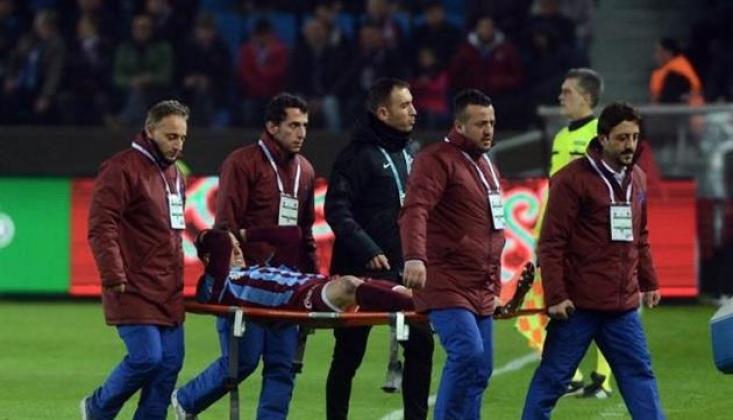 Trabzonspor'a Sakatlık Şoku