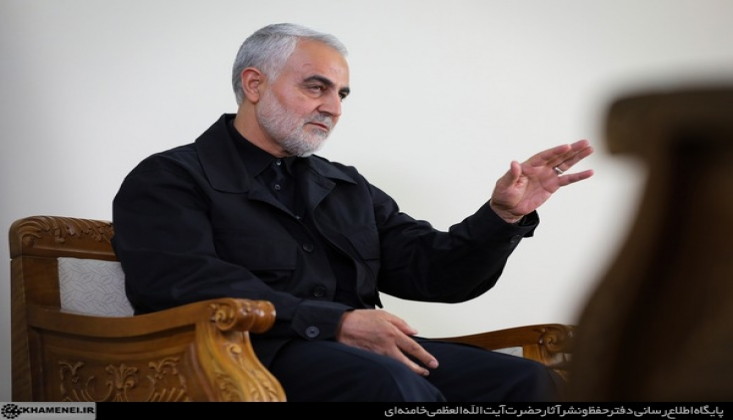 General Kasım Süleymani röportajı: 33 Gün Savaşı'nın bilinmeyenleri (1)