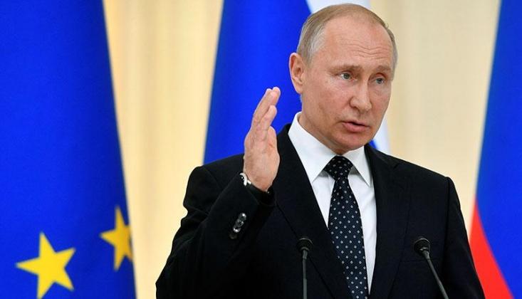 Putin'den  Ankara'yı Kızdıracak Sözler