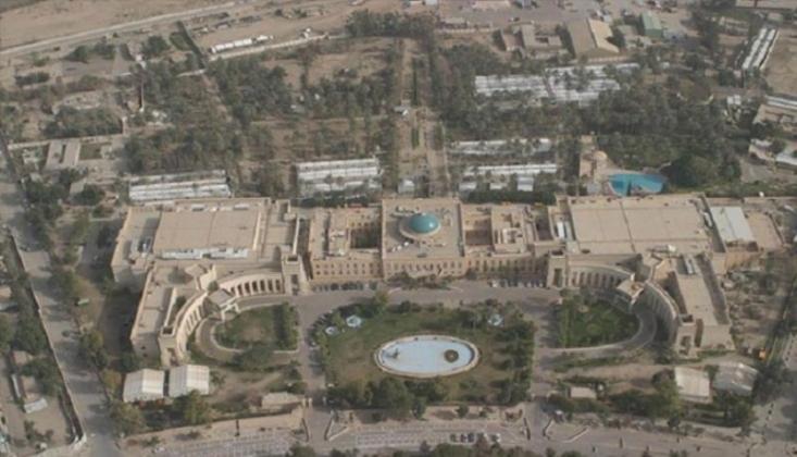 ABD Irak'taki Büyükelçiliğini Kapatıyor