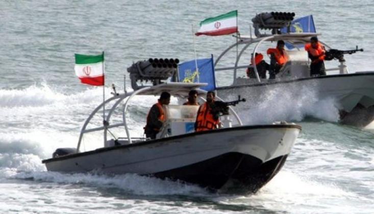 İran: Sularımızda Yabancı Gemilerin Bulunmasına İzin Vermeyeceğiz