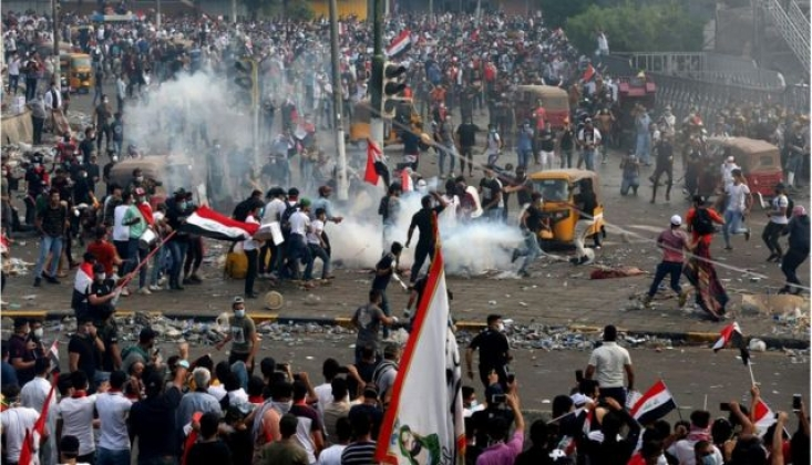 Irak'ın Güneyindeki Yeni Protesto Gösterilerinin Perde Arkası