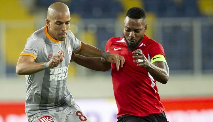 Galatasaray - Gençlerbirliği! Muhtemel 11'ler