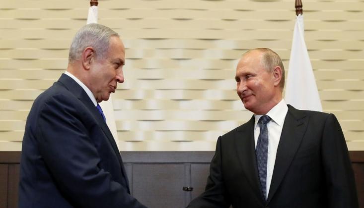 Putin:İsrail ile İlişkilerimiz Yeni Bir Nitelik Kazandı