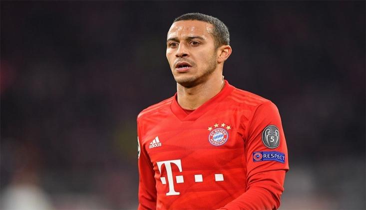 Thiago, Bayern Münih'ten Gidiyor!
