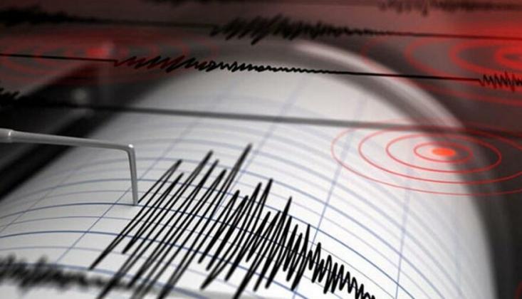 Elazığ'da 4.3'lük Deprem