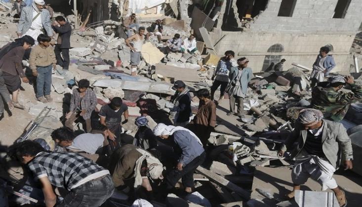 Suudi Saldırganlığının Kurbanı 13.000 Yemenli Kadın ve Çocuk
